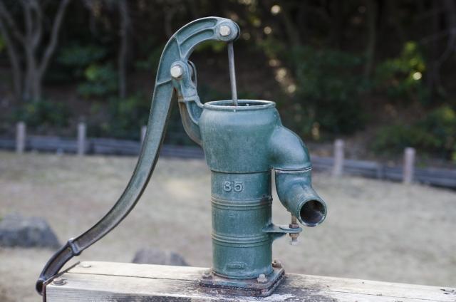 井戸の解体費用とお祓い