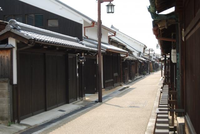 解体と奈良県
