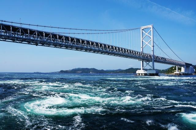 解体と徳島県