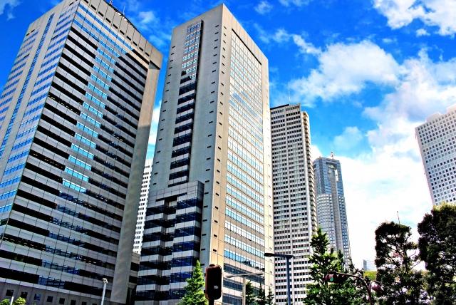 解体と東京都