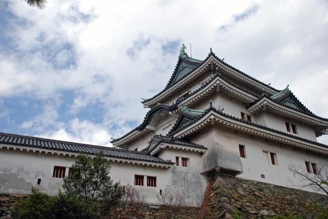 解体と和歌山県