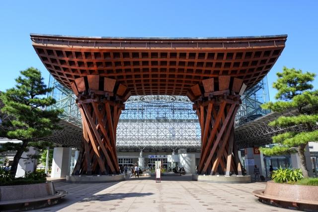 金沢市と解体
