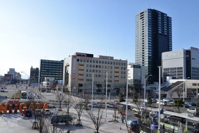 新潟市と解体
